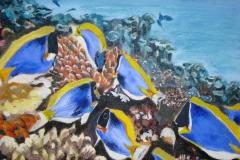 Korallenriff 30x39,5