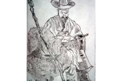 Koreanischer Gelehrte