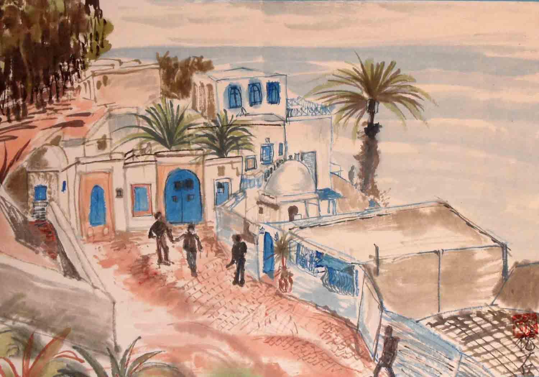 Ci-Di Busaid Tunesien