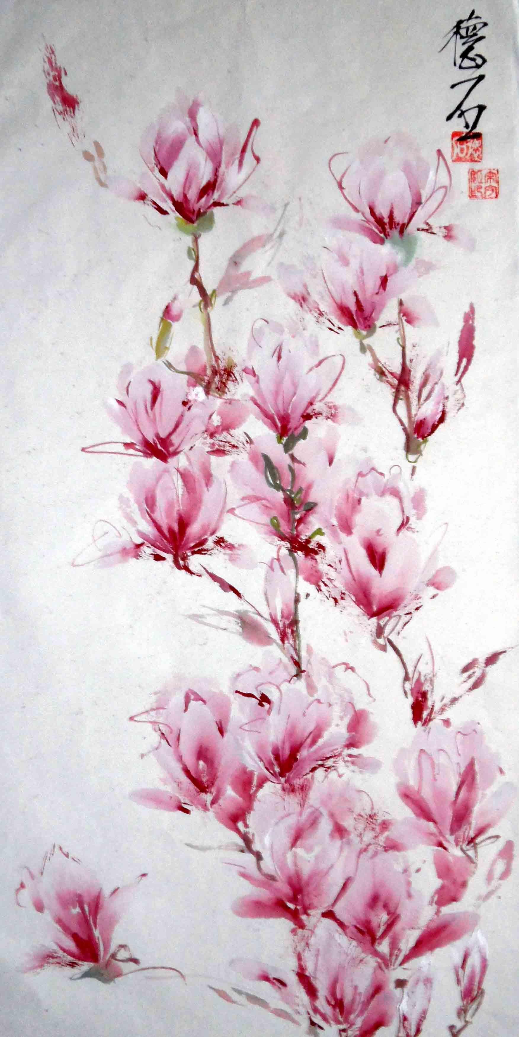 Magnolien 3