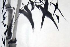 Bambus 34,5x80